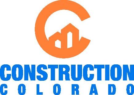 Logo construction colorado roofing company located in Denver Colorado