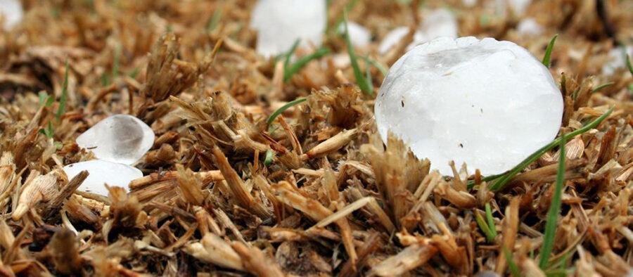 How does hail damage claim work?